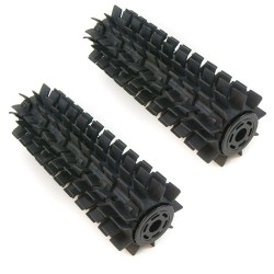 Kit brosses c pour coques polyester (*2)