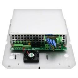 Ensemble alimentation électronique (châssis alu + carte + ventilateur)